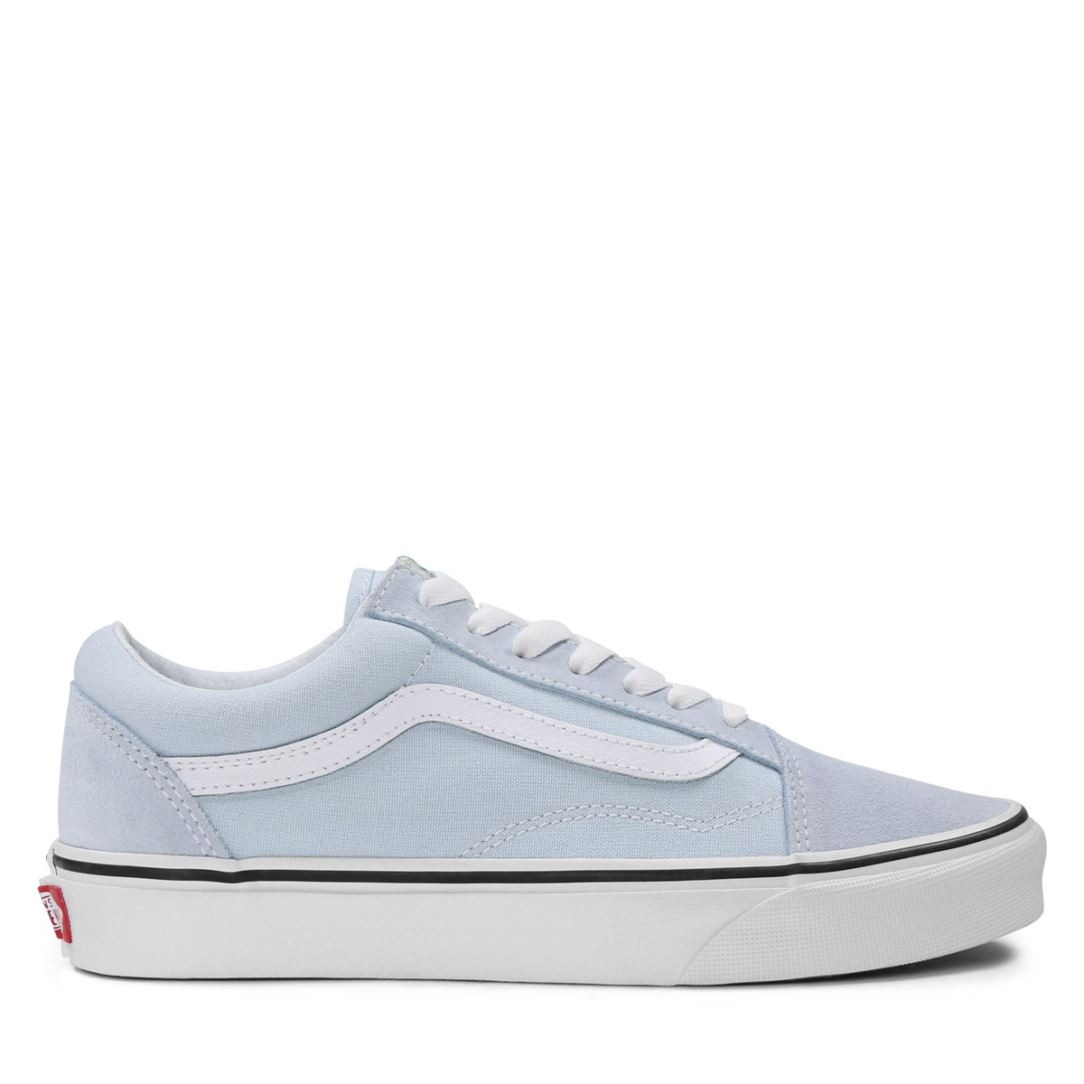 60c7c5e72bd4f7 Women s Old Skool Baby Blue Sneaker. Previous. default view ...