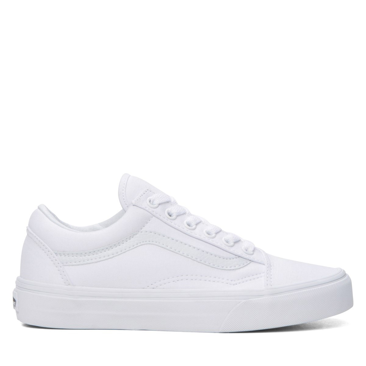 f433300f4f08 Old Skool True White Sneaker