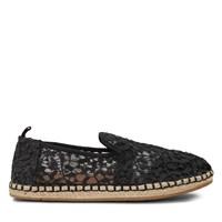 Chaussures sans lacets Alpagarta noires pour femmes