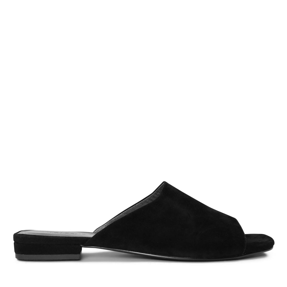 Sandales Becky noires pour femmes