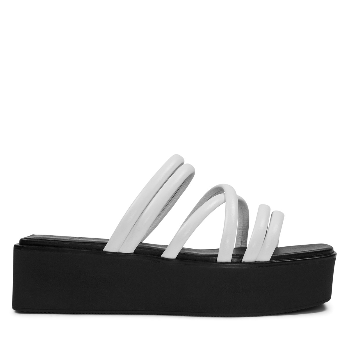 Women's Bonnie White Sandal
