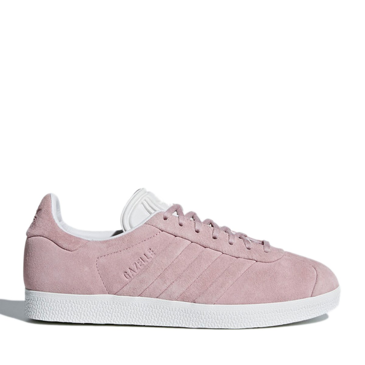 0dc040c5e8948d Women s Gazelle Stitch And Turn Pink Sneaker. Previous. default view ...