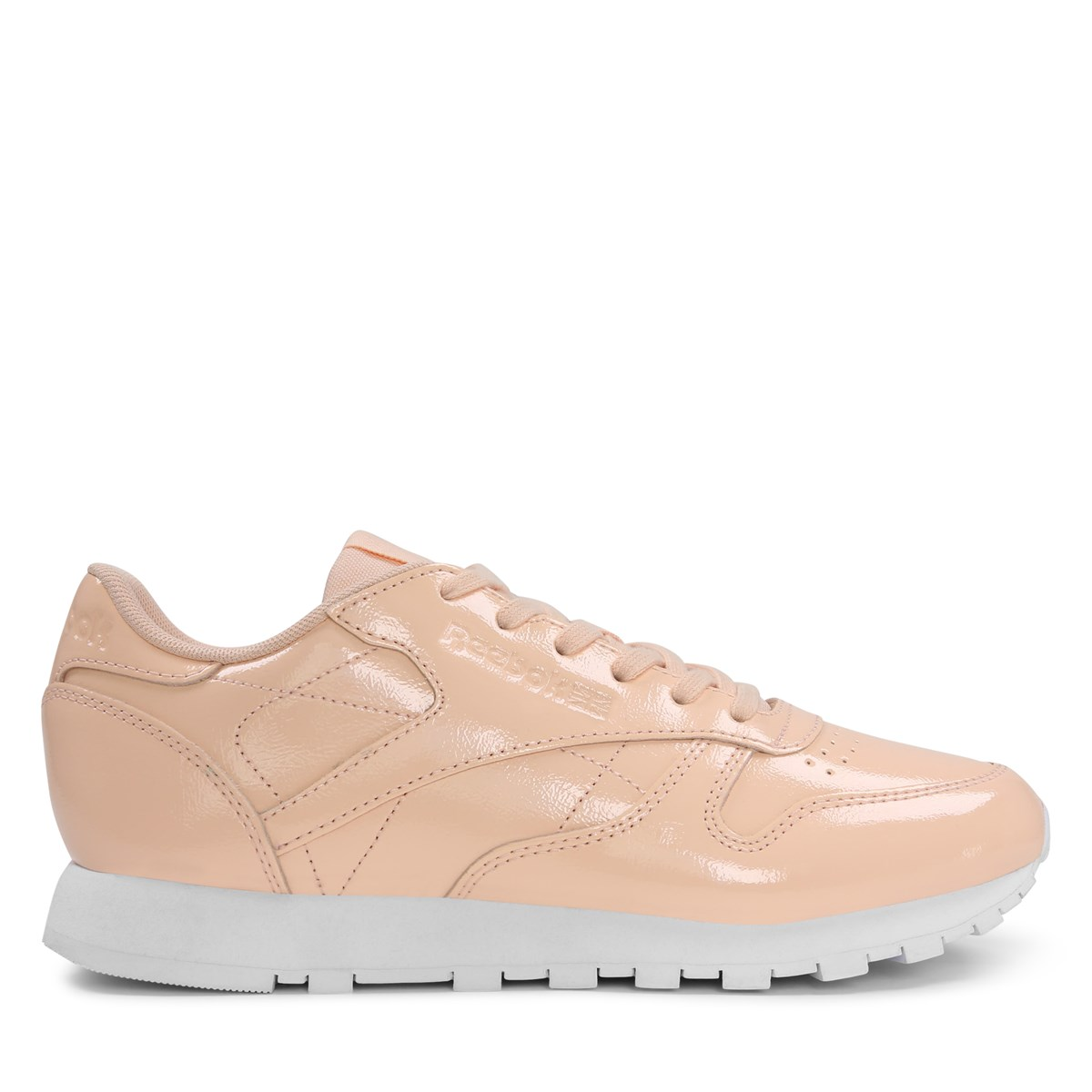 Women's Classic Leather Patent sneaker