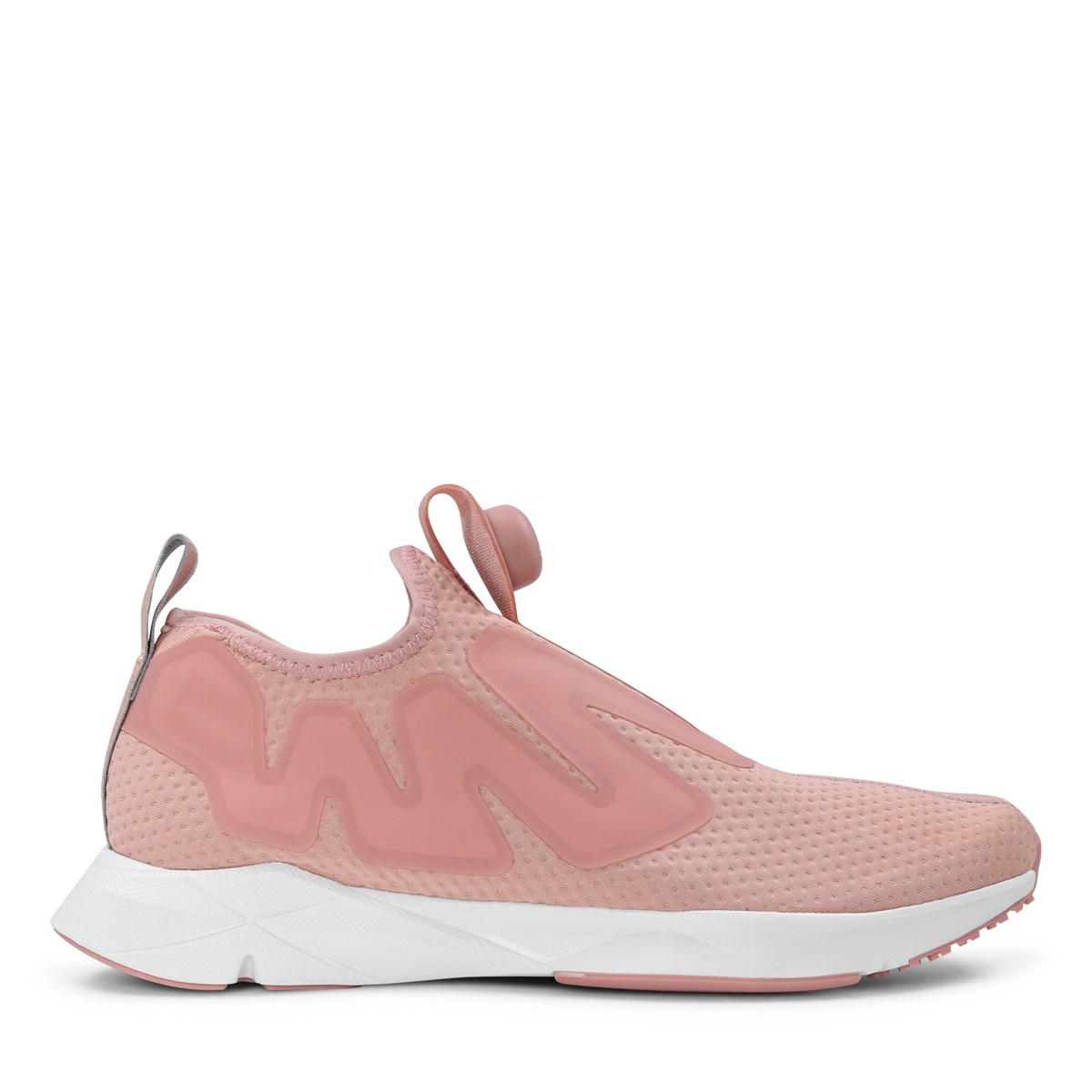 Women's Pump Supreme Tape Sneakers in Pink