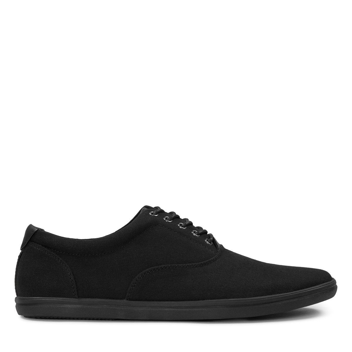 Men's Gustavo Black Lace-up Shoe