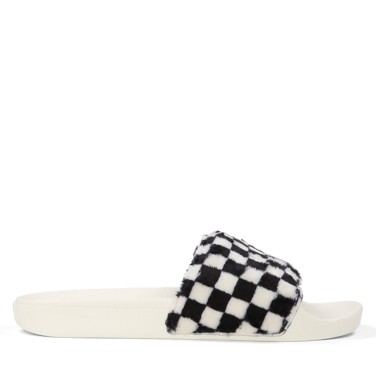 8ea65d7d5b5 Women s Sherpa Checkerboard Slide-On. Previous. default view ...