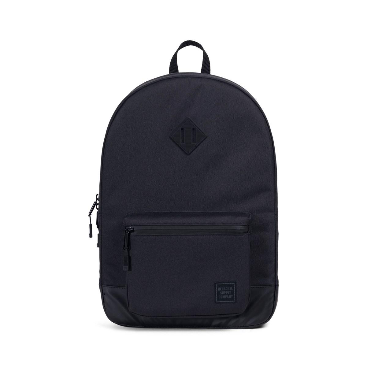 Aspect Ruskin Black Backpack