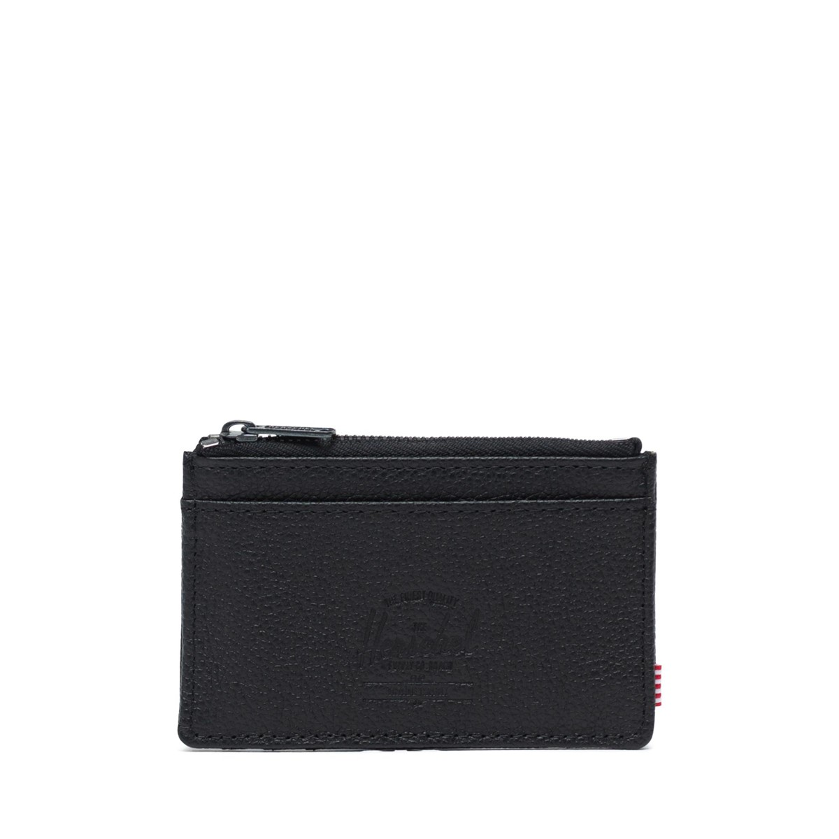 Oscar Leather Black Wallet