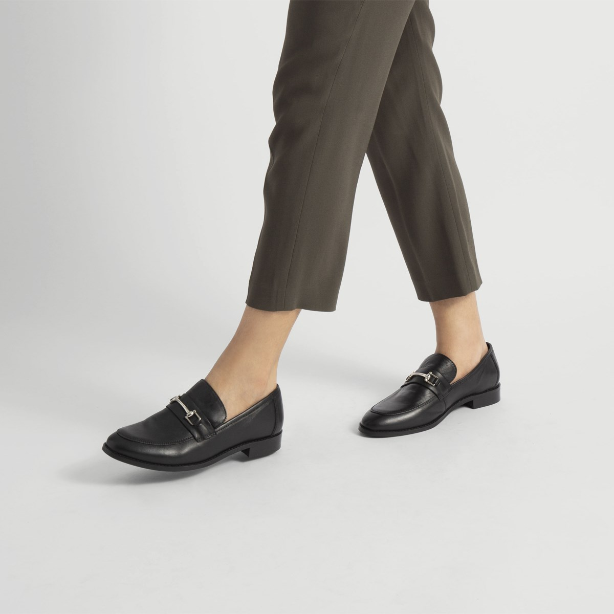 Women's Anabel Black Loafer