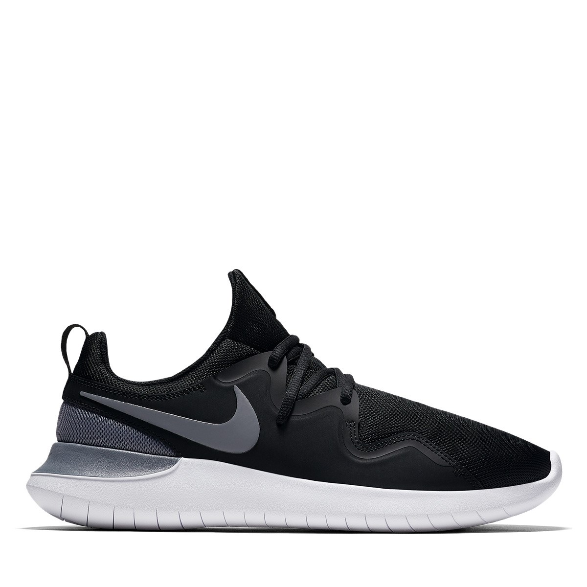 Men's Tessen Sneaker in Black