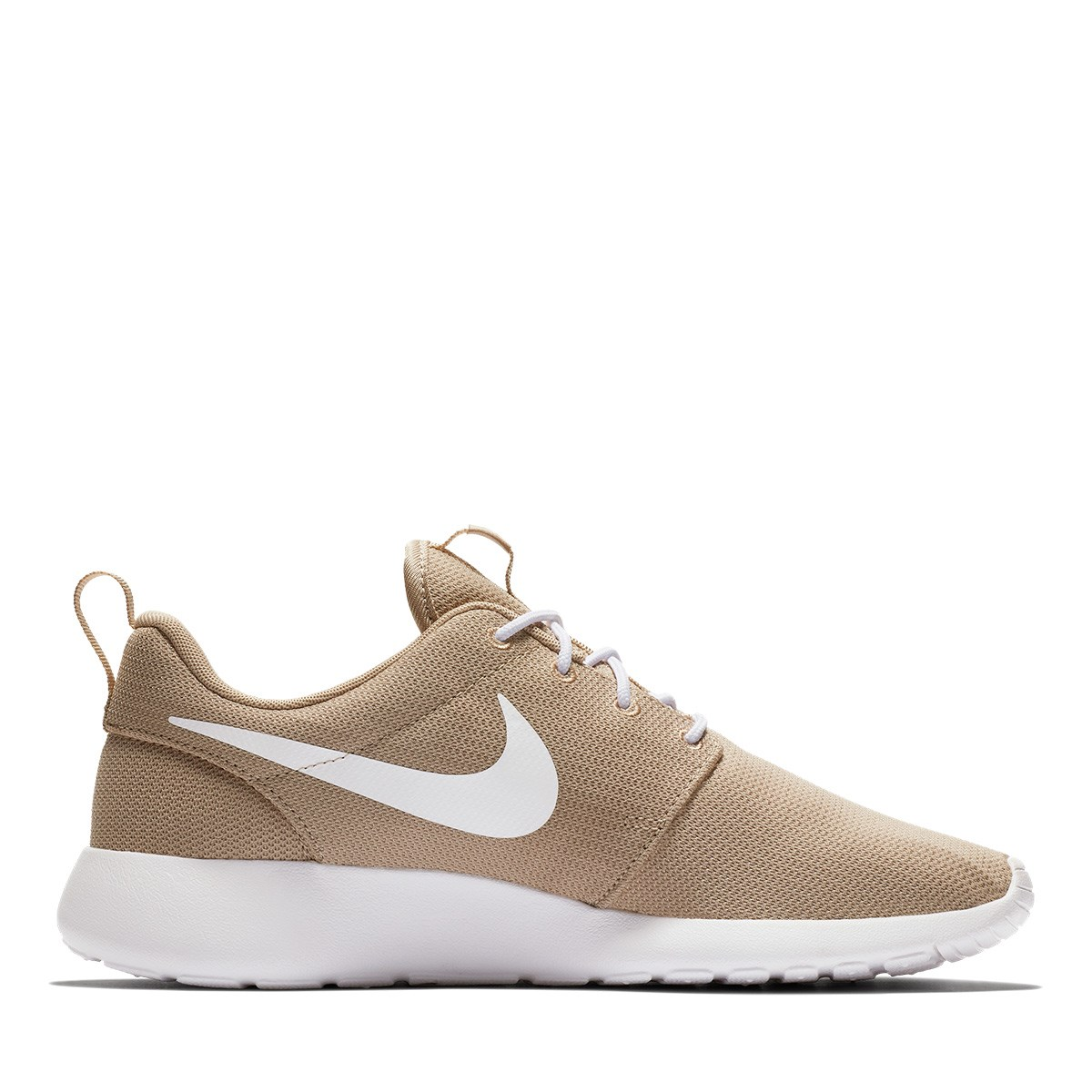 Men's Roshe One Sneakers in Beige
