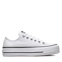 Women's Chuck Taylor Lift Platform Sneakers in White