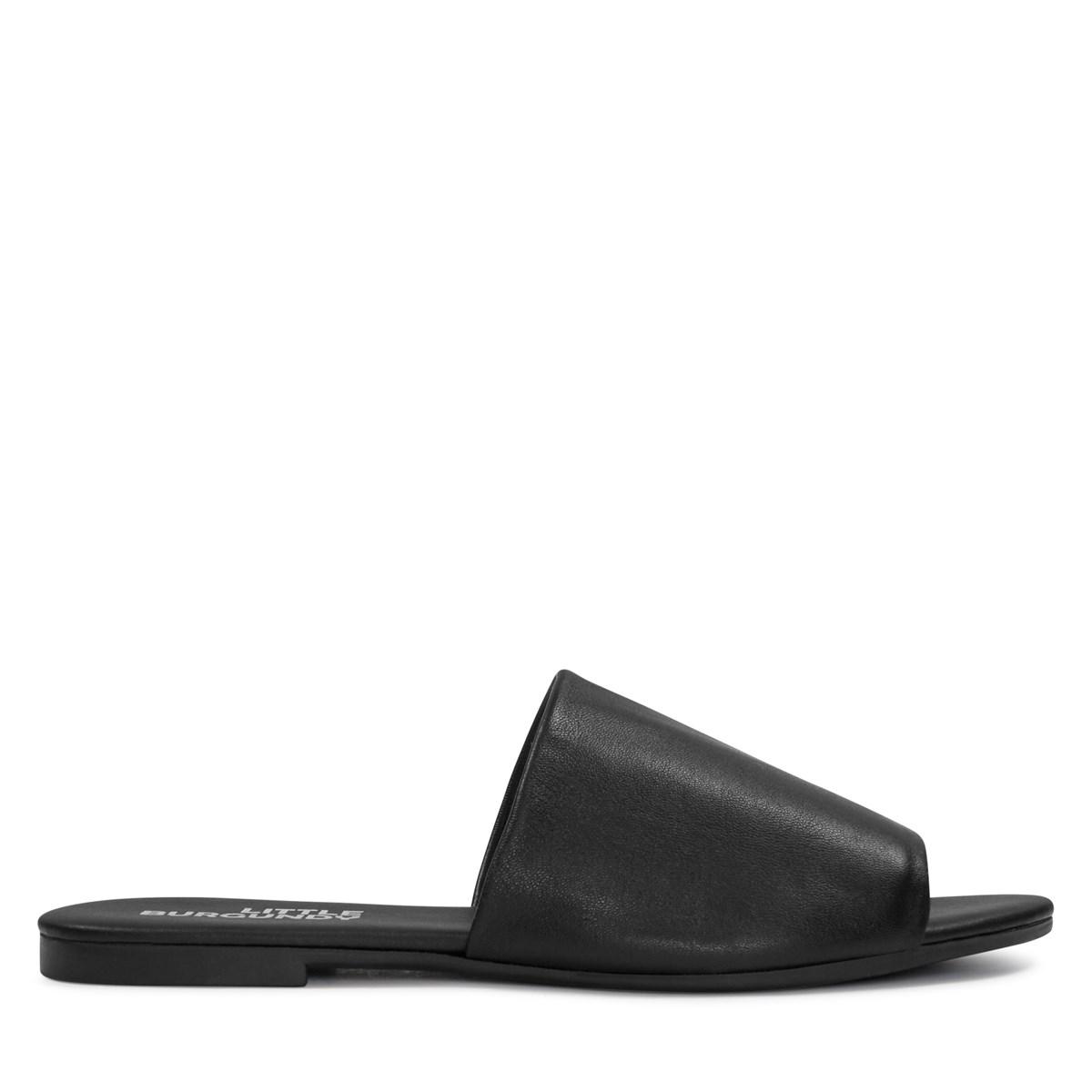 Sandales Emma noires pour femmes