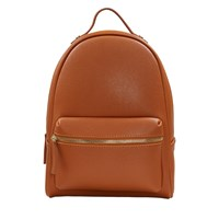 Women's Talia Backpack in Cognac