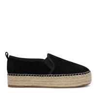 Chaussures à plateforme Carrin noires pour femmes