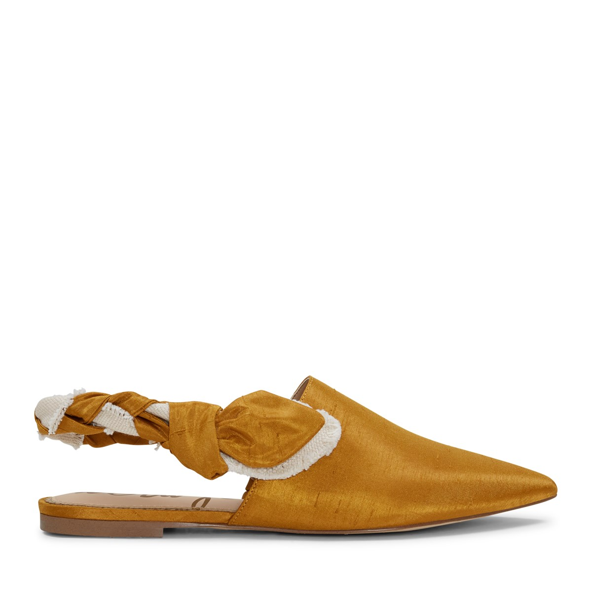 Women's Rivers Golden Yellow Flats
