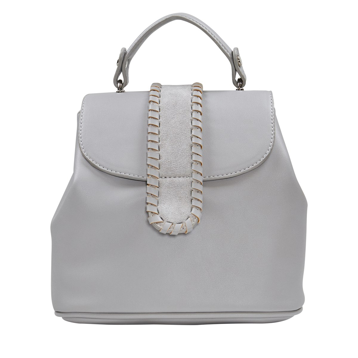 Women's Thea Mini Backpack in Grey