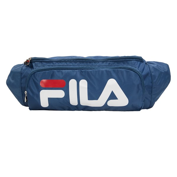 Fila Heritage Navy Xl Fanny Pack Little Burgundy