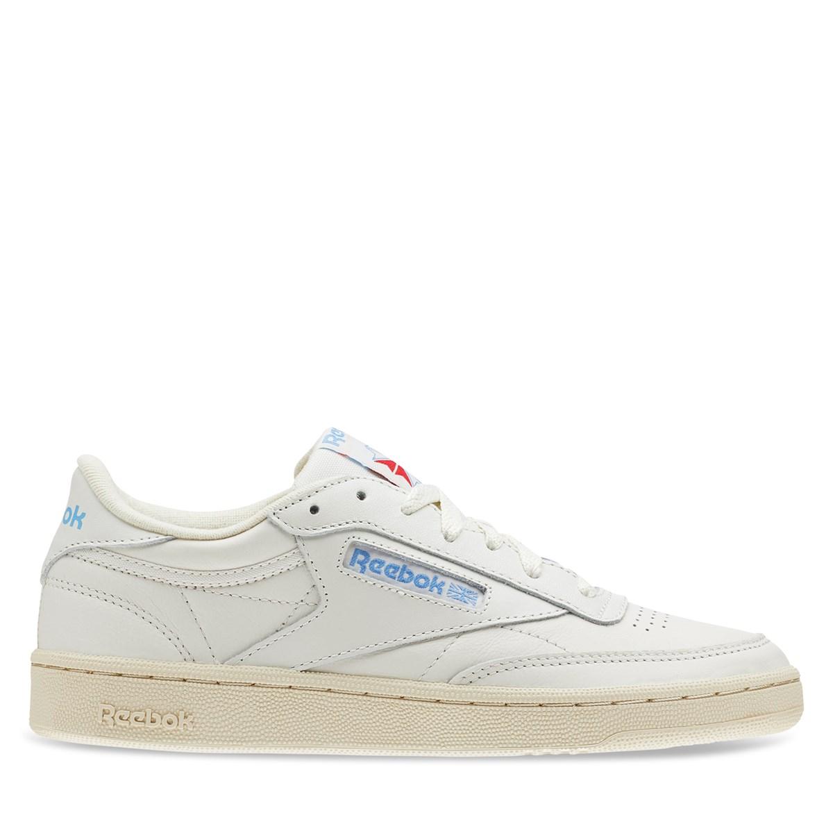 Women's Club C 85 Sneaker in White