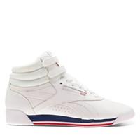 Women's Freestyle Hi Sneaker in White
