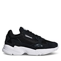 Women's Falcon W Sneakers in Black