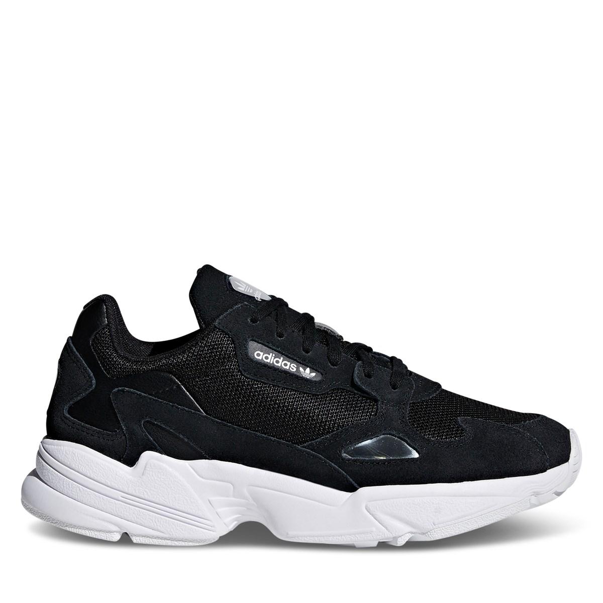 Women's Falcon W Sneakers in Black