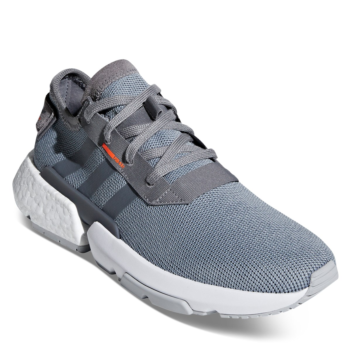 Men S Pod S3 1 Sneaker In Grey Little Burgundy
