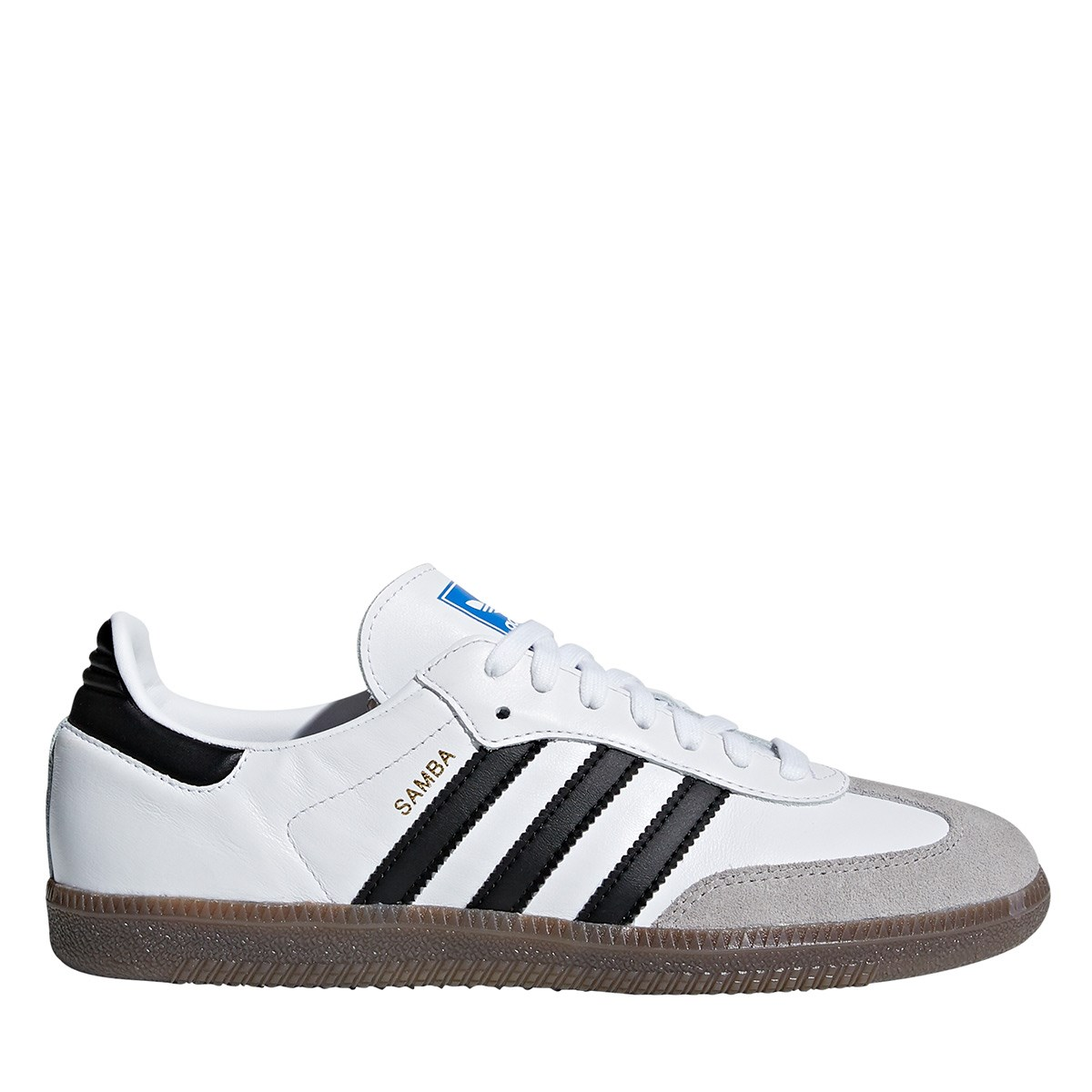 Men's Samba OG Sneaker in White