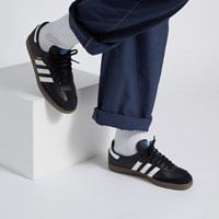 Men's Samba OG Sneaker in Black