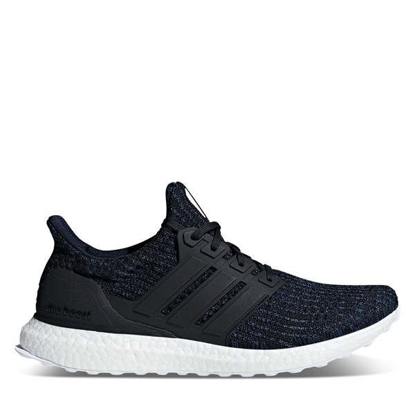 aae395da35d  Little Burgundy  Adidas Ultraboost Parley Sneakers in Black Only - 50% Off  -  124.98 - Select Sizes