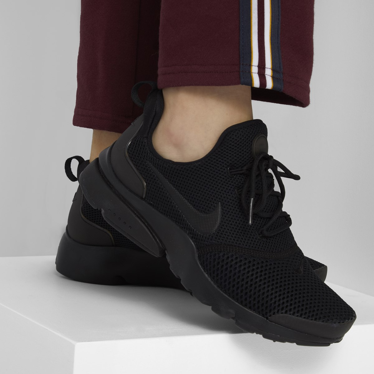finest selection 9d38c acf78 Women's Presto Fly Sneaker in Black
