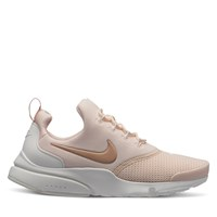 Women's Presto Fly Sneakers in Light Pink