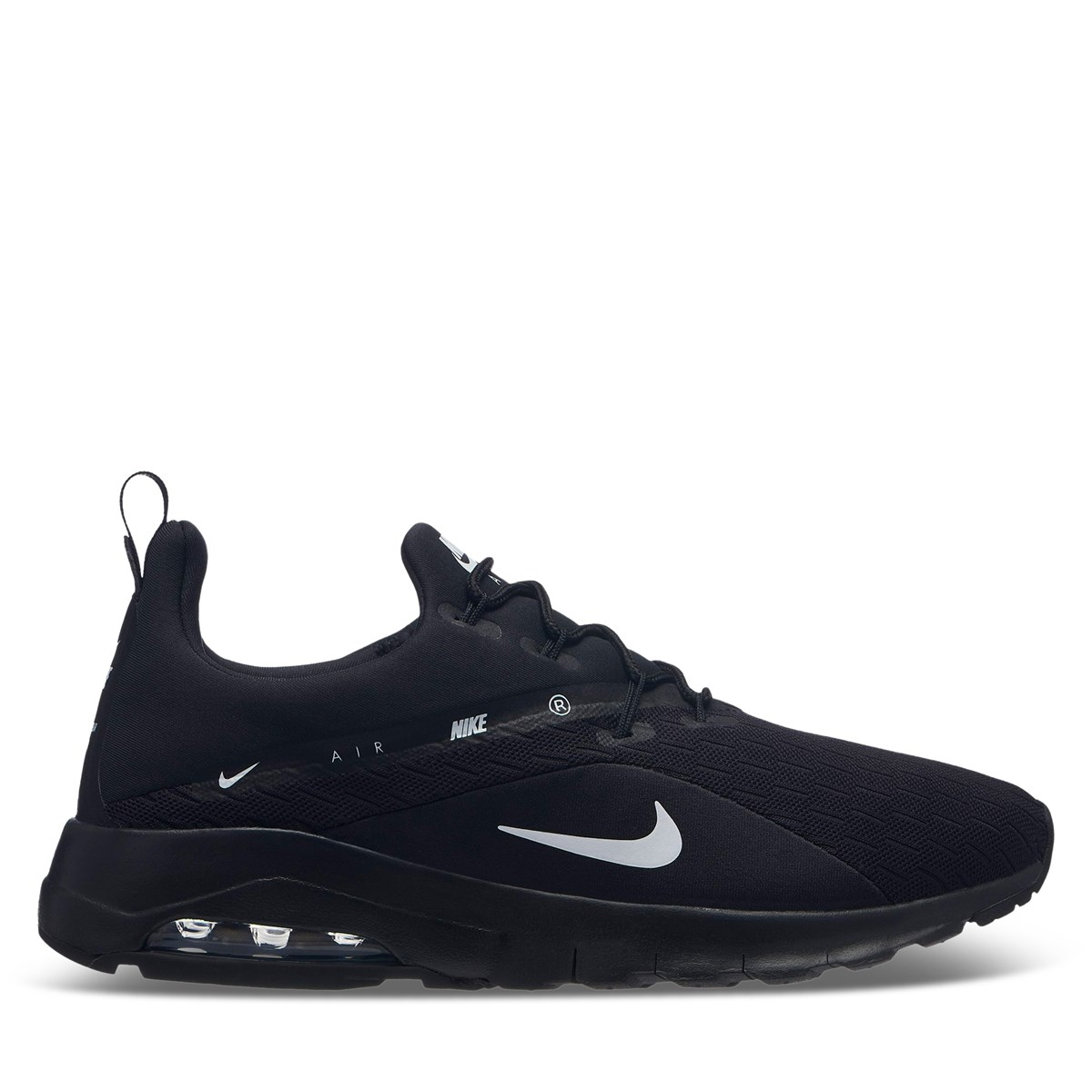 quality design 909e2 61dcc Women s Air Max Motion Racer 2 in Black   Little Burgundy