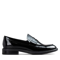 Women's Amina Loafer in Black