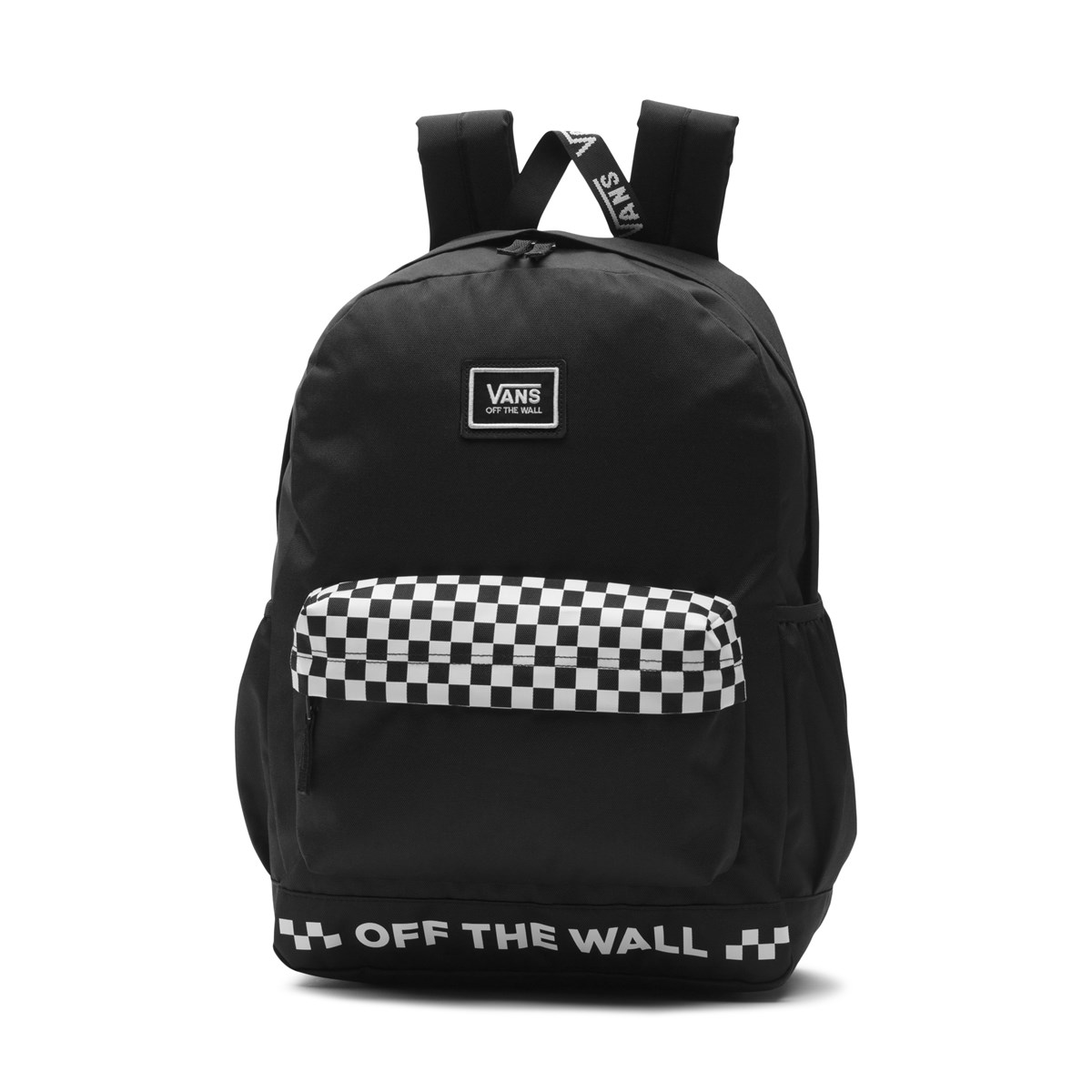 Sporty Realm Plus Backpack In Black Little Burgundy