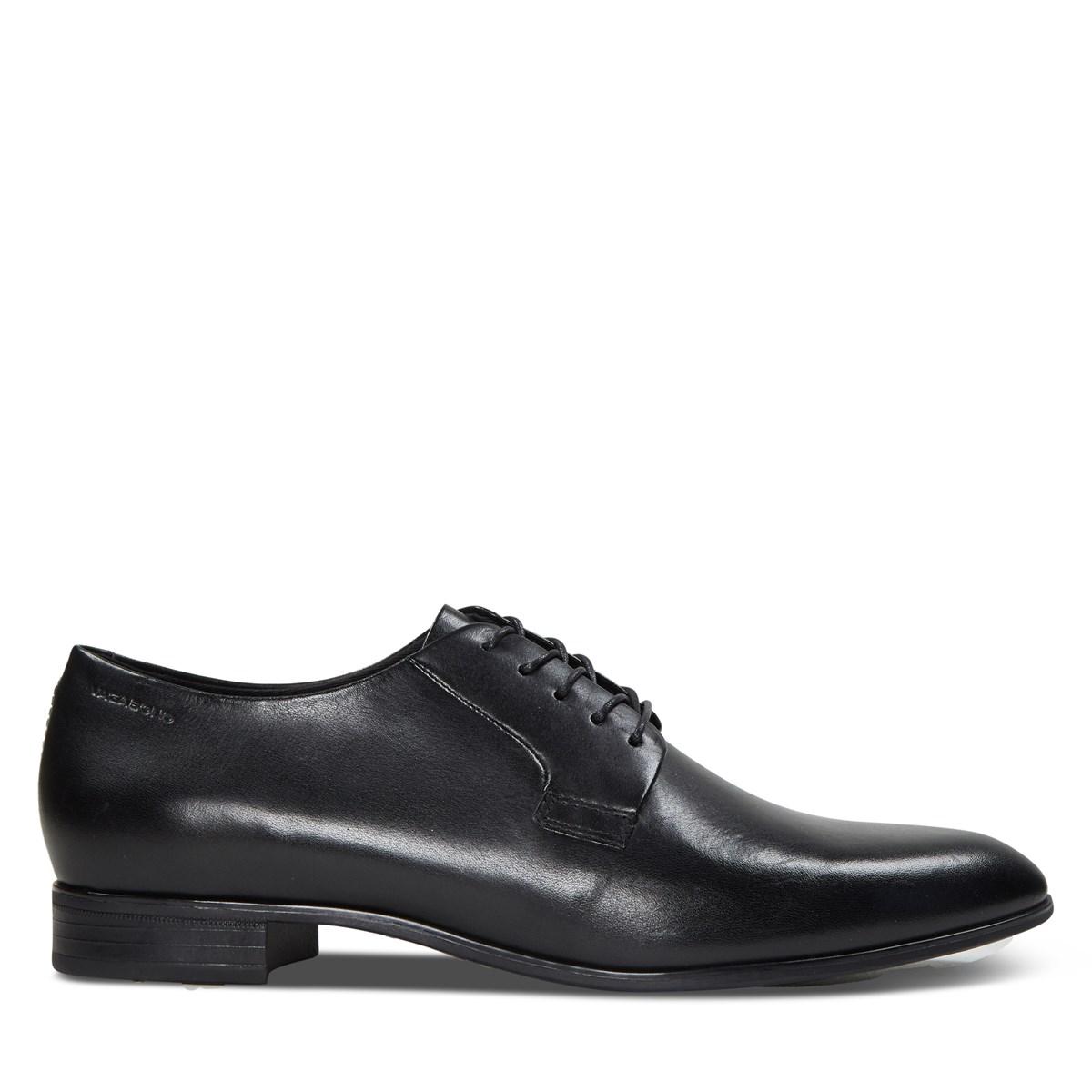 Women's Frances Lace Up Shoe in Black