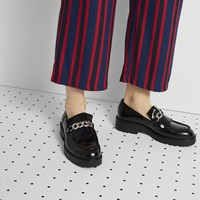 Women's Kenova Loafers in Black