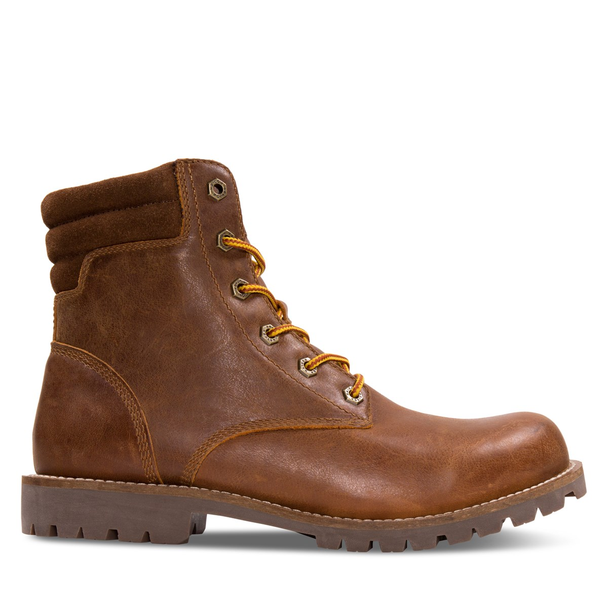 Men's Magog Boots in Brown