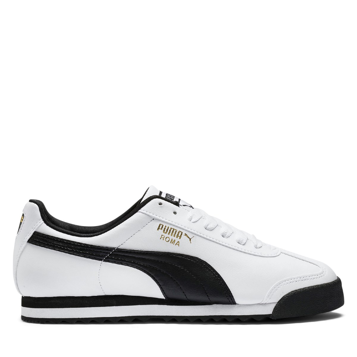 Men's Roma Basic Sneaker in White