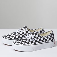 Women's Checkerboard Authentic Platform 2.0 Sneaker