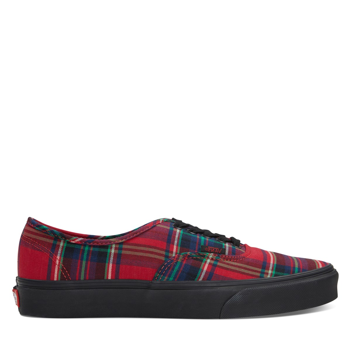 Women's Authentic in Red Plaid