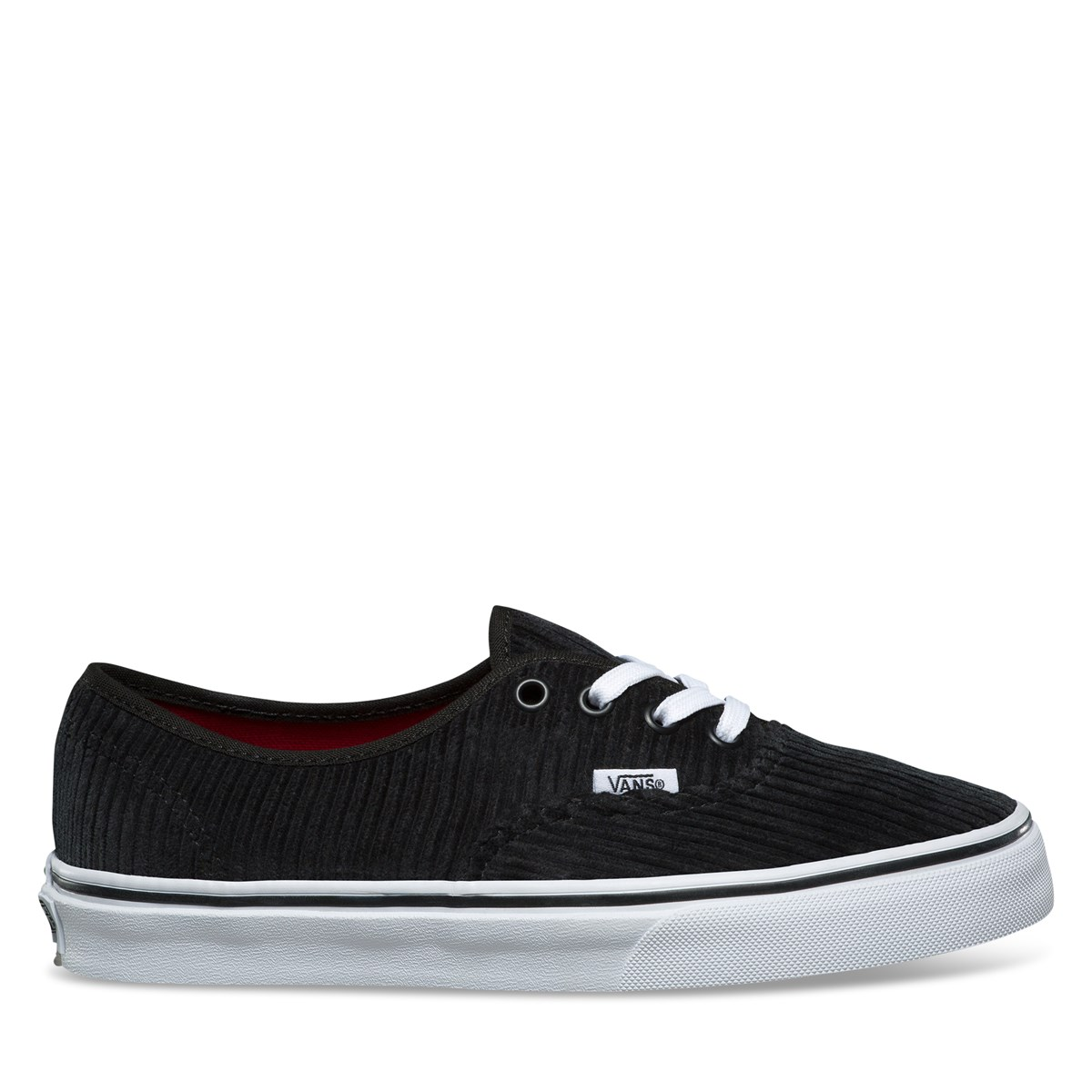 Women's Authentic Sneaker in Black
