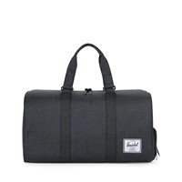 Novel Duffle Bag in Black