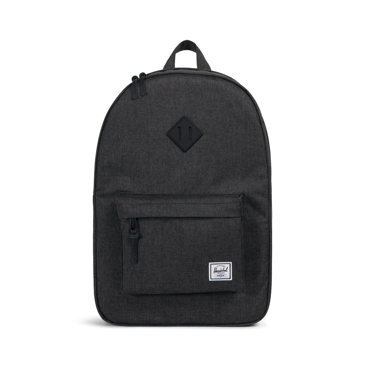 Heritage Backpack in Black
