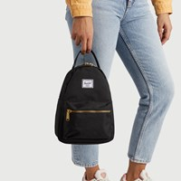 Nova Mini Backpack in Black
