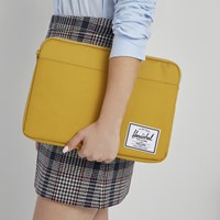 Anchor 13 Yellow Laptop Sleeve