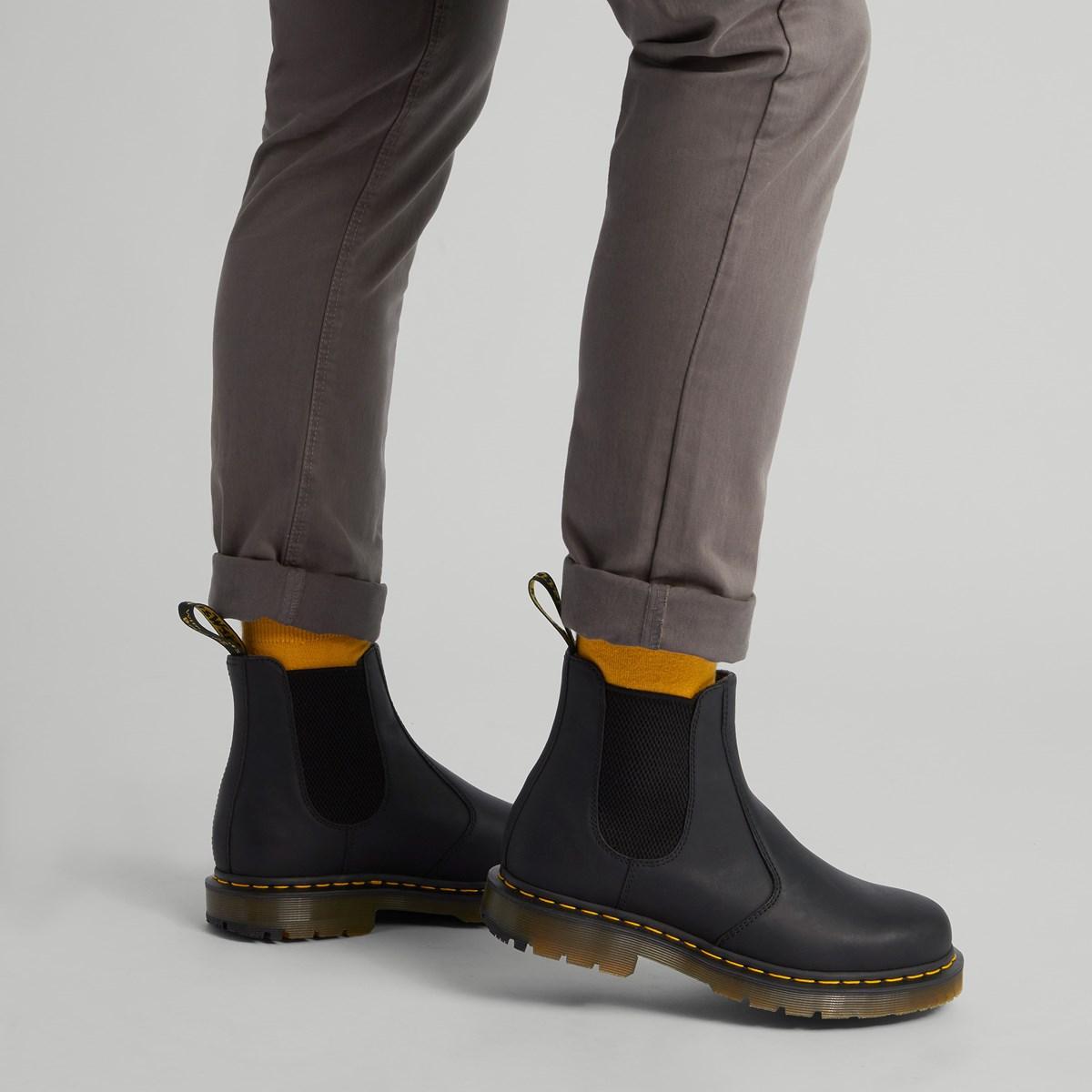 doc martins winter boots