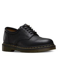Chaussures 8053 Nappa noires pour hommes