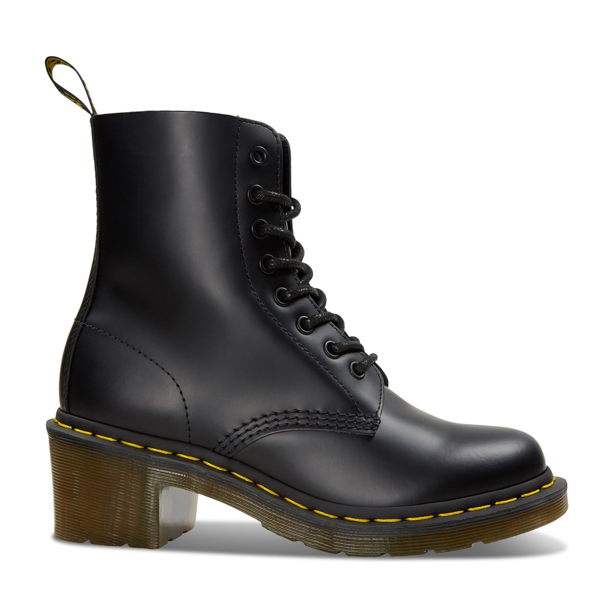 Women's Clemency Smooth Boots in Black