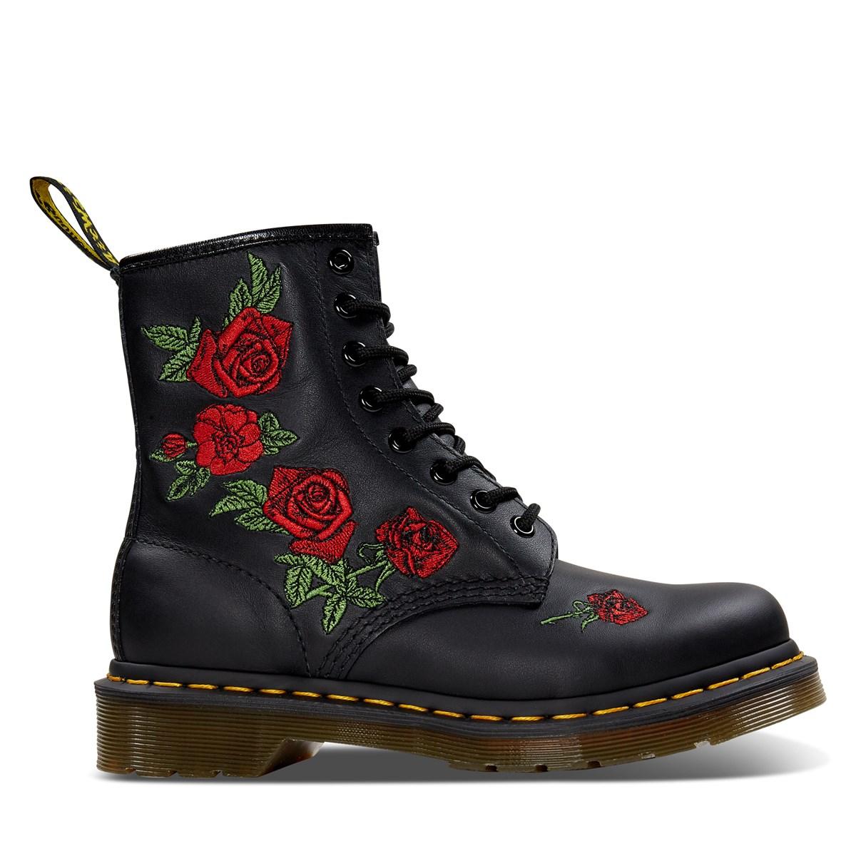 Women's 1460 Vonda Boots in Black